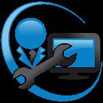 Brikas Computers logo